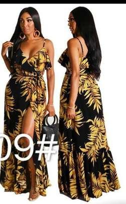 SUMMER DRESSES image 1