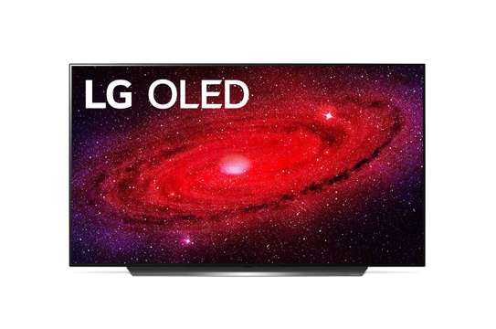 LG OLED55CX CX Series, Cinema Screen Design 4K Cinema HDR WebOS Smart AI ThinQ Pixel Dimming- 2020