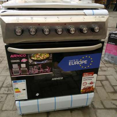 free standing cooker image 1