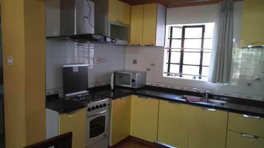 Furnished 3 bedroom apartment for rent in Brookside image 3