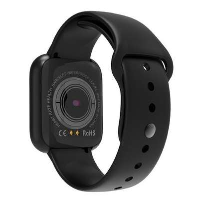 Heart Rate Sports Watch Activity Tracker i5 – Black image 3