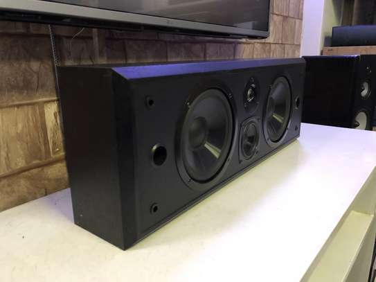 BIC America D62-3LCR Ported Center Speaker image 1