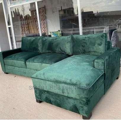 L Shape 6 Seater Sofa image 1