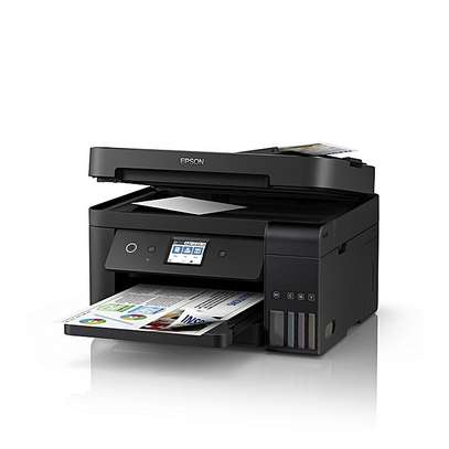 Epson L6170 Wi-Fi Duplex All-in-One Ink Tank Printer with ADF image 2