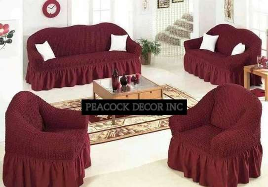 Stretch Sofa Slipcovers 5 Seater 11500 image 3