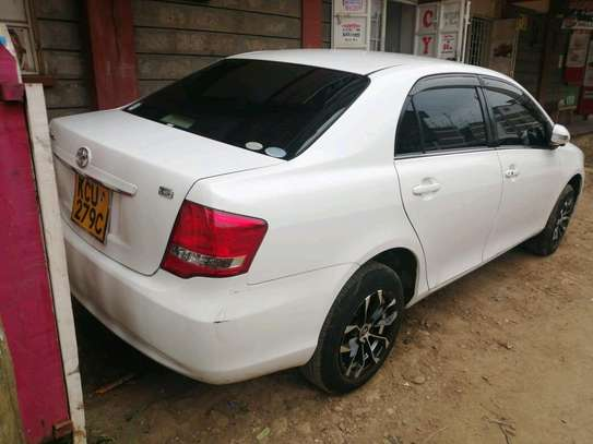 Toyota Axio for Hire image 2