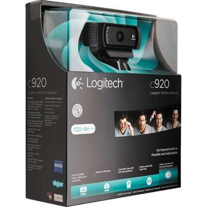 Logitech C920 HD pro webcam image 3
