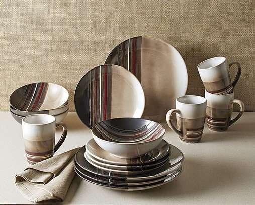 Classy 24pcs Ceramic Dinner Sets image 3