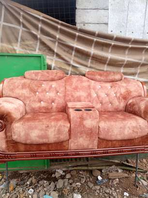 2 Seater recliner design Sofa/Comfy Sofa design image 1