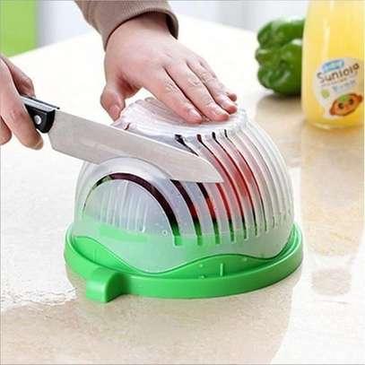 salad cutter bowl image 1