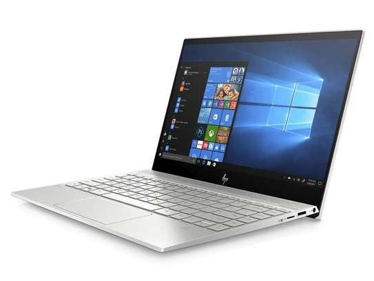 HP ENVY 13-AQ0051MS 8TH GEN INTEL Ci7 8565u 1.8GHZ-4.6GHZ 512 SSD 16GB 13.3'' TOUCHSCREEN WIN 10 HOME 6UR74UAR#ABA image 1
