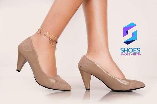Elegant Comfy Heels image 7