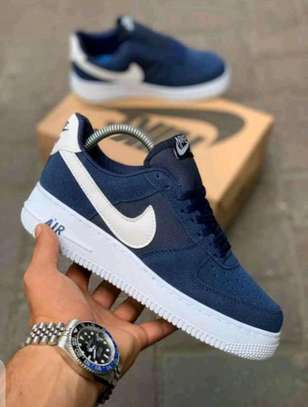 Nike Airforce One Suede image 2