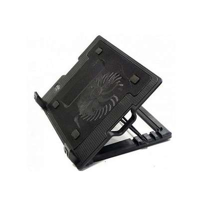 Generic NOTEBOOK LAPTOP STAND & COOLER PAD image 1