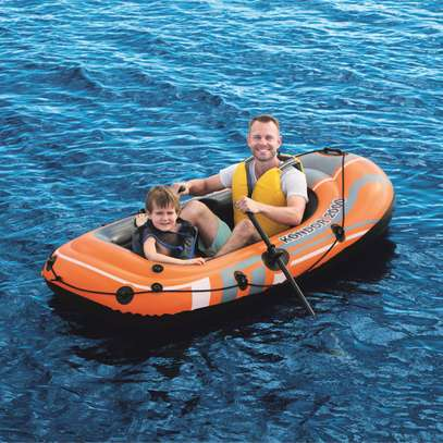 Bestway Kondor 2000 Inflatable Boat image 1