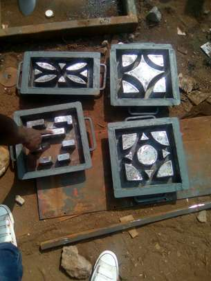 Modified Vents Moulds