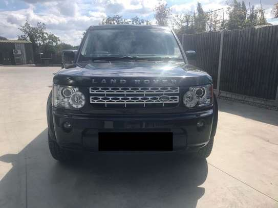 Land Rover Discovery 3.0 SD V6 HSE 5dr image 2