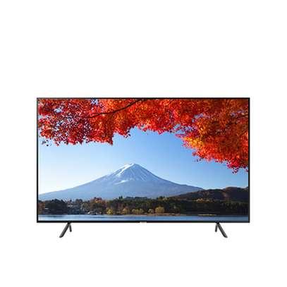 """SAMSUNG 55"""" UA-55RU7100 UHD 4K FLAT SMART LED TV image 1"""