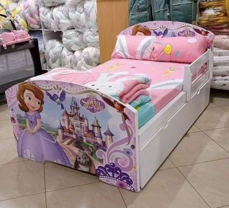 Princess bed/ girl bed image 4
