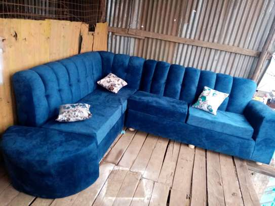 L~shape sofa image 2