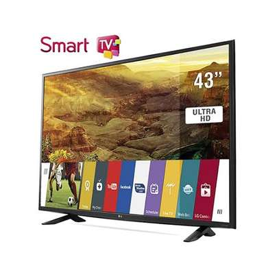 LG 43 inches Smart 4K Digital Tvs image 1