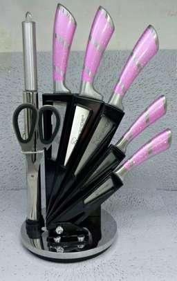 kitchen knives set image 1