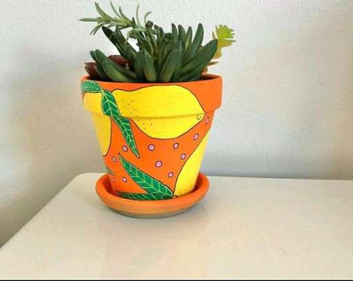 Pimped pot plants image 3
