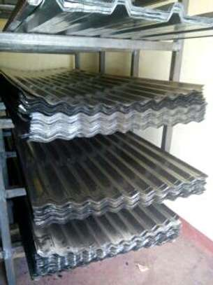 Reject iron sheets