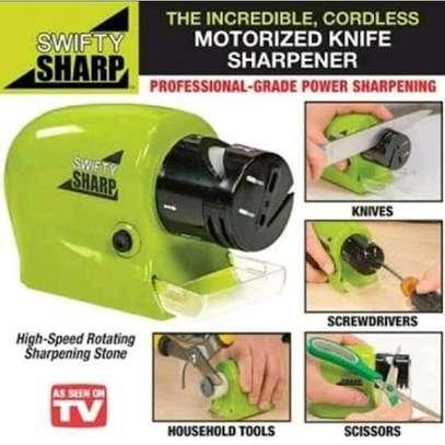 Swifty Sharp Motorized Knife Sharpener image 1