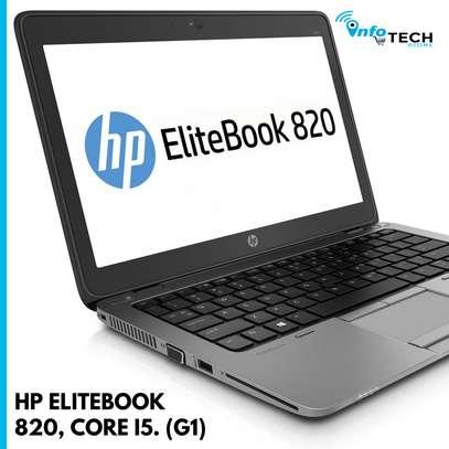 HP Elitebook 820 Core i5 G1 Laptop image 1