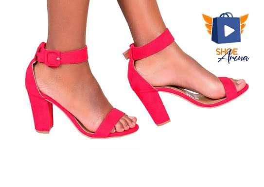 Elegant Chunky Heels image 6