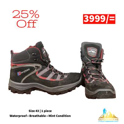 Premium Hiking Boots - Assorted Brands and Sizes image 3