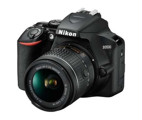 Nikon D3500 DSLR Camera image 1