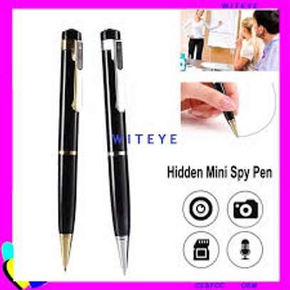 HD Spy Pen Camera Voice Video Recorder image 1