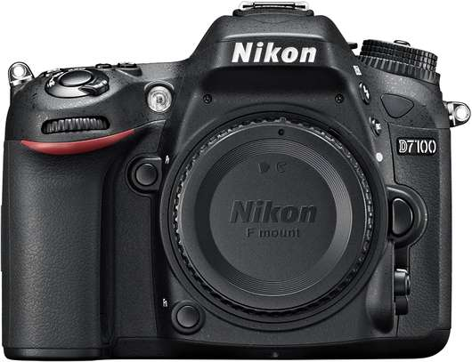 NIKON D7100 DIGITAL CAMERA-REFURBISHED image 3