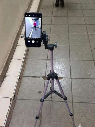 selfie phone tripod stand image 2