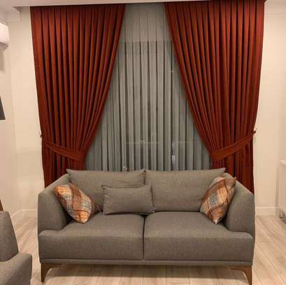 Latest curtains and sheers. image 5