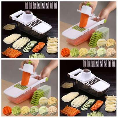 8 in 1 vegetable slicer for 1500.