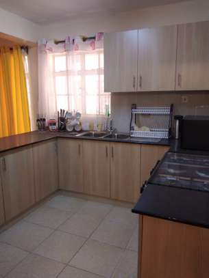 Furnished 4 bedroom apartment for rent in Langata Area image 11