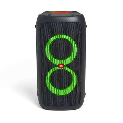 JBL PartyBox 100 | Powerful portable Bluetooth party speaker with dynamic light show image 1