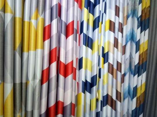 Curtains and Matching sheers image 13