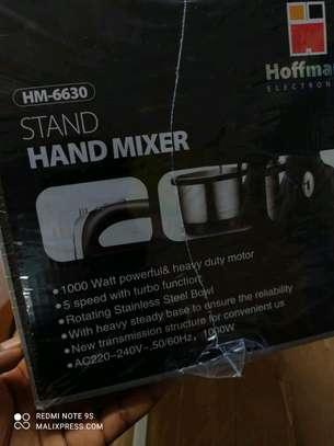 hoffmans stand mixer image 2