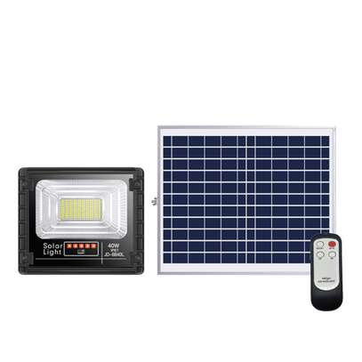 40W SOLAR FLOOD LIGHT (WATERPROOF) image 1