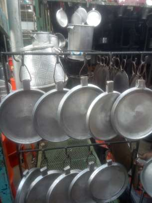 Frying pans for home and commercial use image 2