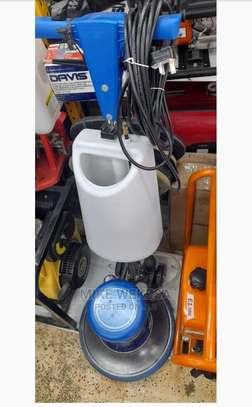 1100watts Multi-functional Floor Brushing/ Scrubber Machine image 1