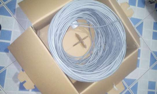 Cat 6 Cable at 20 per meter