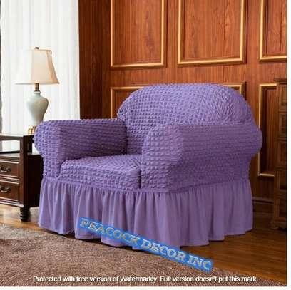 Stretch Spandex Sofa Cover image 13