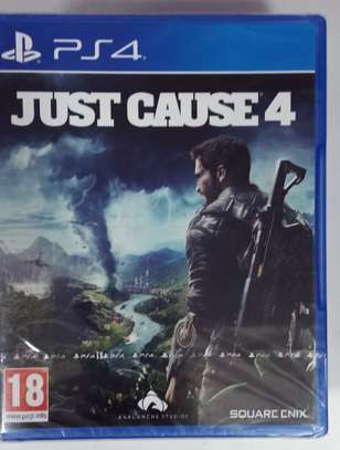Just Cause 4 Standard Edition (PS4) image 1