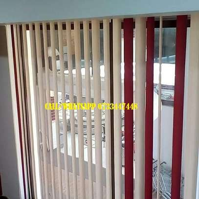 Colourful office blinds image 8