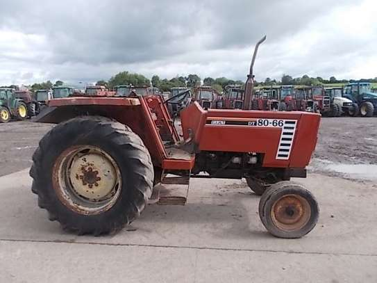 Ex - UK FIAT 80-60 Tractors for Sale